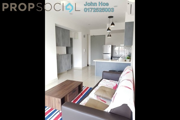 For Rent Serviced Residence at You Vista @ You City, Batu 9 Cheras Freehold Fully Furnished 1R/1B 1.4k