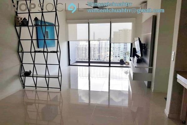 For Sale Condominium at Seri Riana Residence, Wangsa Maju Leasehold Semi Furnished 3R/2B 820k