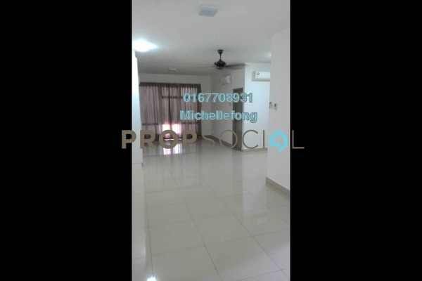 For Rent Serviced Residence at Pandan Residence 1, Johor Bahru Freehold Semi Furnished 1R/1B 1k