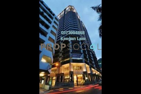 For Rent SoHo/Studio at Bintang Fairlane Residences, Bukit Bintang Freehold Fully Furnished 1R/1B 2.7k