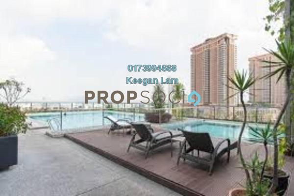 For Sale Serviced Residence at Bintang Fairlane Residences, Bukit Bintang Freehold Fully Furnished 1R/1B 680k