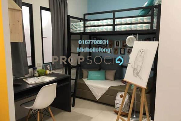 For Sale Serviced Residence at Uni Suites, Kampar Freehold Fully Furnished 1R/1B 74k