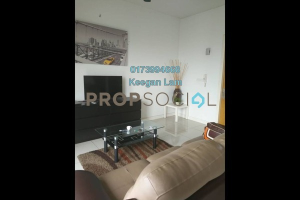 For Rent Condominium at Setia Sky Residences, KLCC Freehold Fully Furnished 2R/3B 2.8k