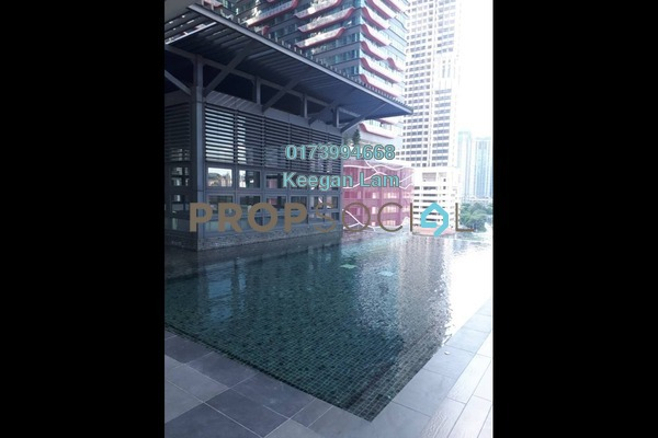 For Rent SoHo/Studio at The Elements, Ampang Hilir Freehold Semi Furnished 1R/1B 1.45k