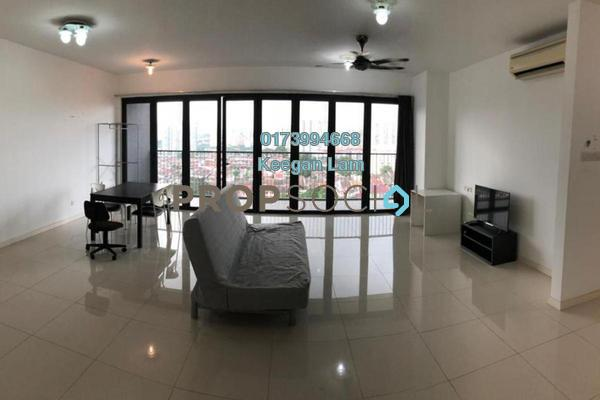 For Rent Condominium at Gembira Residen, Kuchai Lama Freehold Fully Furnished 3R/3B 2.4k