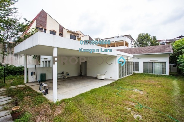 For Rent Bungalow at Taman Billion, Cheras Freehold Semi Furnished 3R/4B 4.3k