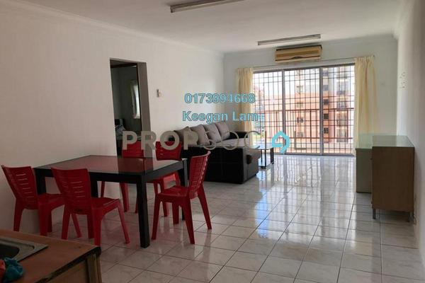 For Rent Apartment at Desa Sri Puteri Apartments, Desa Petaling Freehold Fully Furnished 3R/2B 1.1k