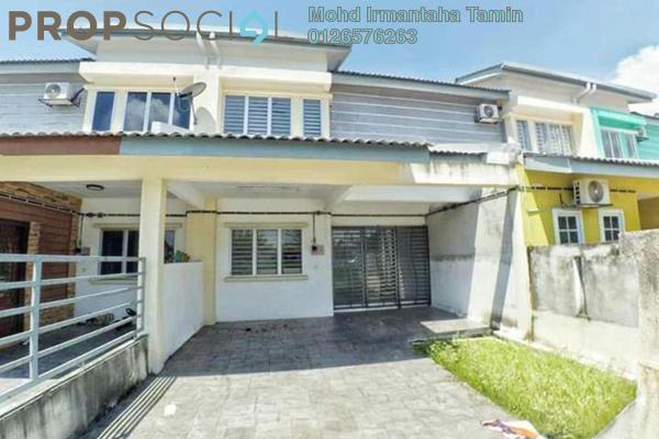 For Sale Terrace at Taman Seri Mewah, Klang Freehold Unfurnished 4R/2B 350k