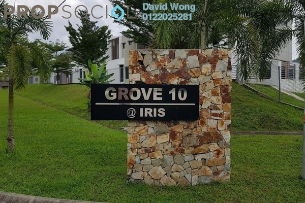 For Sale Terrace at TTDI Grove, Kajang Freehold Unfurnished 4R/4B 768k