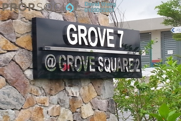 For Rent Shop at TTDI Grove, Kajang Freehold Unfurnished 0R/0B 7k