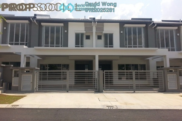 For Sale Terrace at Fairfield Residences @ Tropicana Heights, Kajang Freehold Unfurnished 4R/3B 1.08m