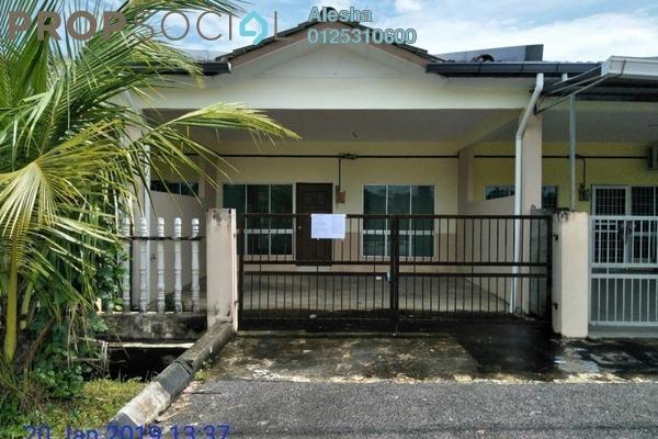 For Sale Terrace at Taman Samarindah, Kota Samarahan Freehold Unfurnished 0R/0B 144k