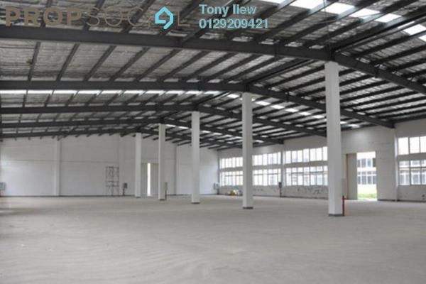 For Sale Factory at Telok Mengkuang, Telok Panglima Garang Freehold Unfurnished 0R/0B 42m