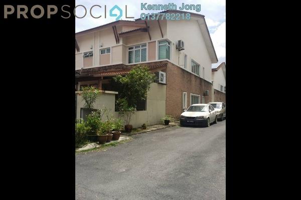 For Sale Terrace at Sunnyside Vale, Bandar Sungai Long Freehold Semi Furnished 4R/3B 799k