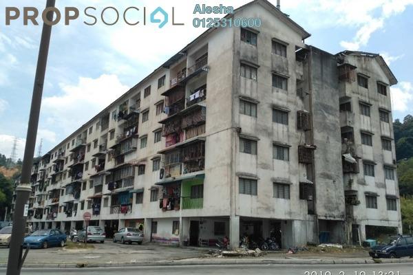 For Sale Apartment at Taman Mulia Jaya, Ampang Freehold Unfurnished 0R/0B 85k