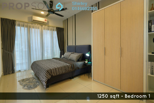 For Sale Condominium at One Residences, Sungai Besi Freehold Fully Furnished 3R/4B 799k