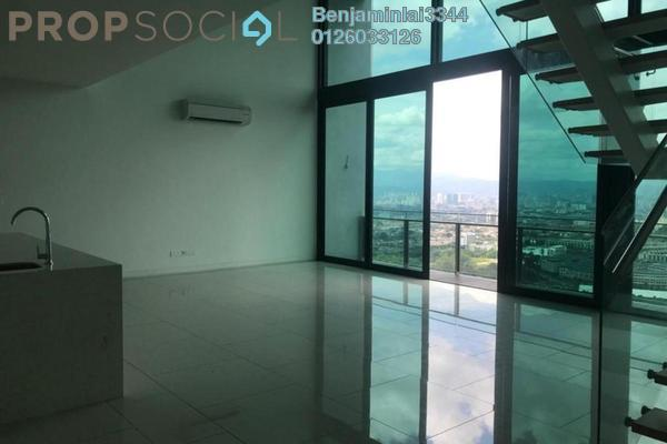 For Sale Condominium at One Central Park, Desa ParkCity Freehold Semi Furnished 4R/5B 2.98m
