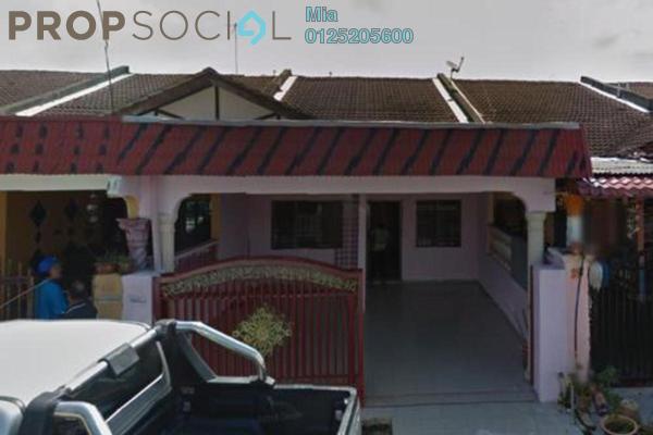 For Sale Terrace at Taman Paduka, Kuala Selangor Freehold Unfurnished 0R/0B 160k