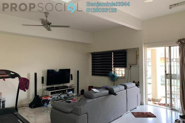 For Sale Terrace at Taman Bukit Maluri, Kepong Freehold Semi Furnished 4R/3B 798k
