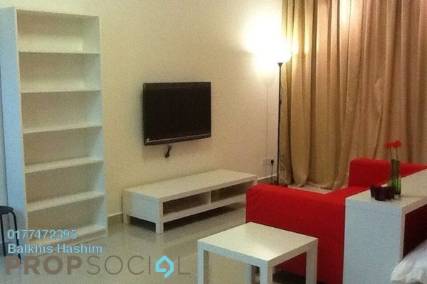 For Sale Serviced Residence at Oasis Ara Damansara, Ara Damansara Freehold Fully Furnished 1R/1B 520k
