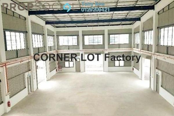 For Rent Factory at Gateway 16, Bandar Bukit Raja Freehold Unfurnished 0R/0B 15k