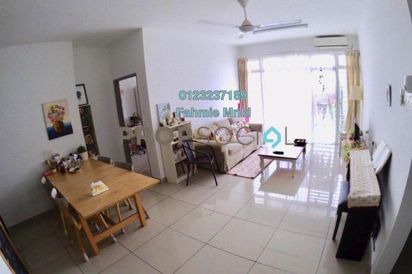 For Sale Condominium at Dwiputra Residences, Putrajaya Freehold Semi Furnished 3R/2B 450k