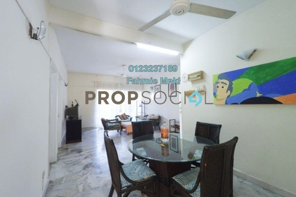 For Sale Apartment at Putra Apartment, Setiawangsa Freehold Semi Furnished 3R/2B 435k