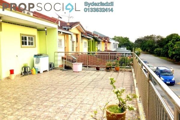 For Sale Terrace at Nafiri, Bandar Bukit Raja Freehold Unfurnished 7R/6B 1.15m
