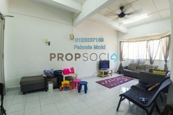 For Sale Condominium at Sri Hijau, Bandar Mahkota Cheras Freehold Semi Furnished 3R/2B 258k