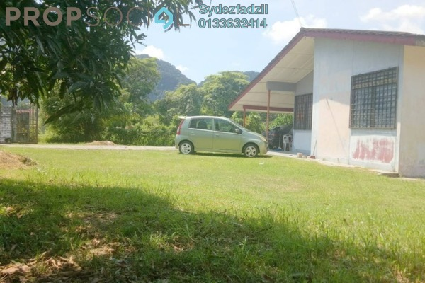 For Sale Land at Taman Rapat Setia, Ipoh Freehold Unfurnished 4R/2B 650k