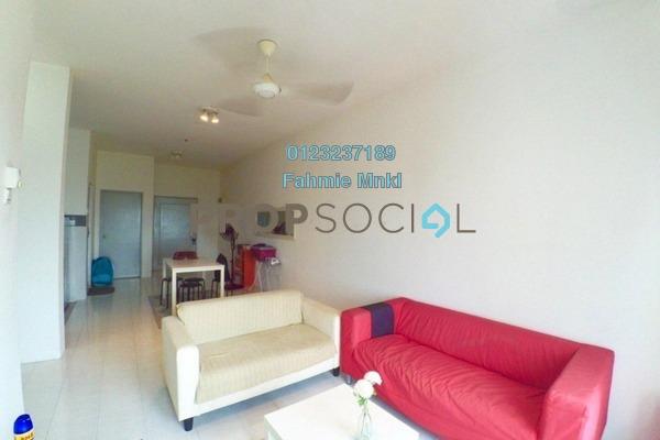 For Sale Apartment at Villa Tropika Apartment, Bangi Freehold Semi Furnished 3R/2B 320k