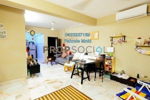 For Sale Apartment at Vista Lavender, Bandar Kinrara Leasehold Unfurnished 3R/2B 250k