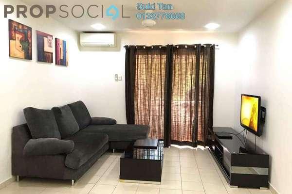 For Sale Condominium at Paradesa Tropika, Bandar Sri Damansara Freehold Semi Furnished 3R/2B 530k