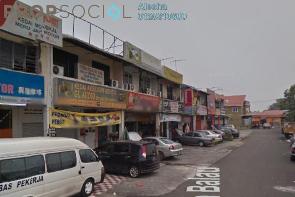 For Sale Shop at Taman Meru Jaya, Meru Freehold Unfurnished 0R/1B 400k
