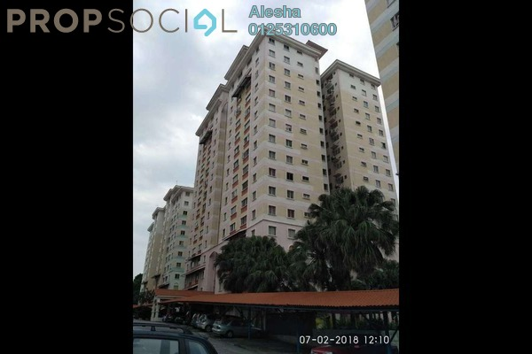For Sale Apartment at Vista Prima, Puchong Freehold Unfurnished 0R/0B 310k