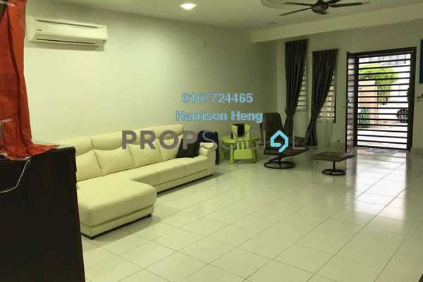 For Sale Terrace at Nusa Idaman, Iskandar Puteri (Nusajaya) Freehold Fully Furnished 4R/4B 780k