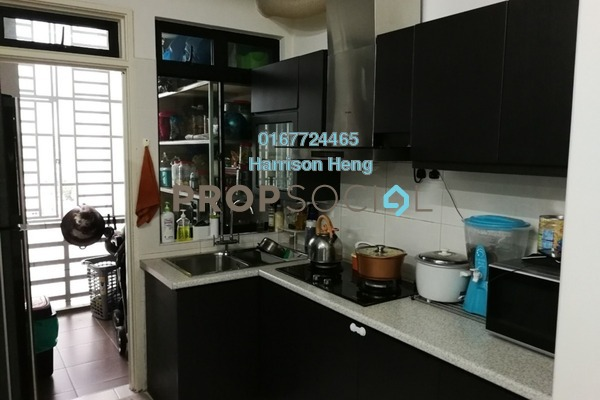 For Sale Serviced Residence at Sky View, Bukit Indah Freehold Fully Furnished 2R/2B 520k