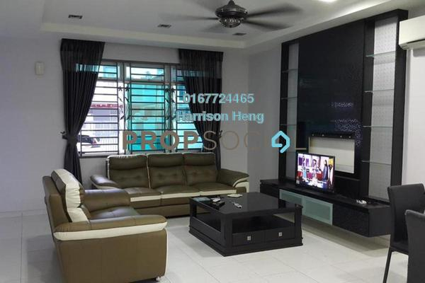 For Sale Terrace at Villosa, Bukit Indah Freehold Fully Furnished 4R/4B 700k