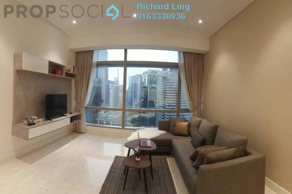 For Rent Condominium at Banyan Tree, KLCC Freehold Fully Furnished 1R/2B 7.5k