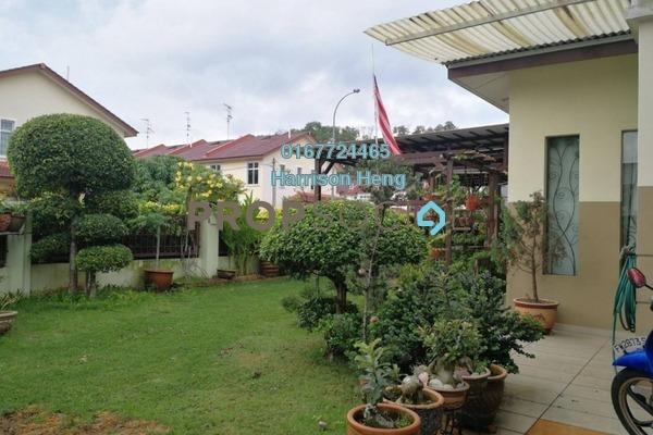 For Sale Terrace at Taman Bukit Indah, Bukit Indah Freehold Semi Furnished 4R/3B 985k