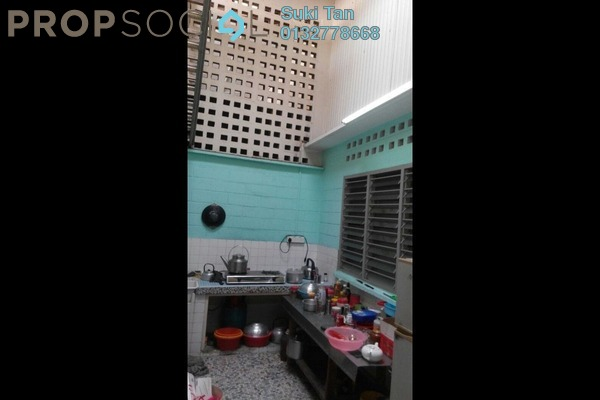 For Sale Terrace at Kepong Baru, Kepong Freehold Semi Furnished 3R/2B 540k