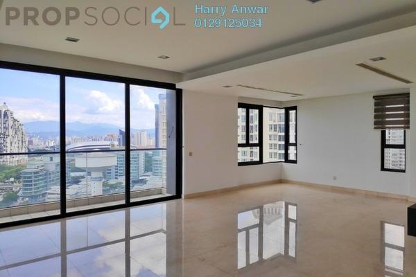 For Sale Condominium at Lumina Kiara, Mont Kiara Freehold Semi Furnished 4R/5B 1.9m