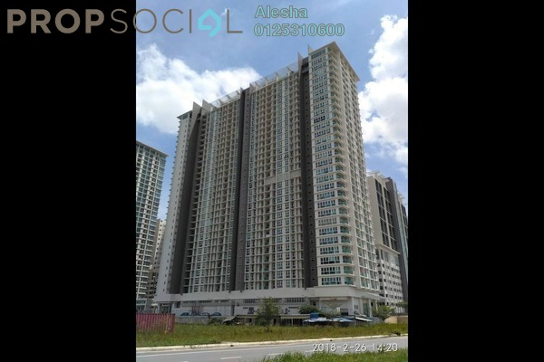 For Sale Serviced Residence at Mutiara Ville, Cyberjaya Freehold Unfurnished 0R/0B 360k