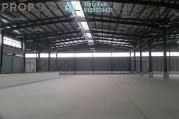 For Rent Factory at Bukit Kemuning Industrial Park, Kota Kemuning Freehold Unfurnished 0R/0B 95k