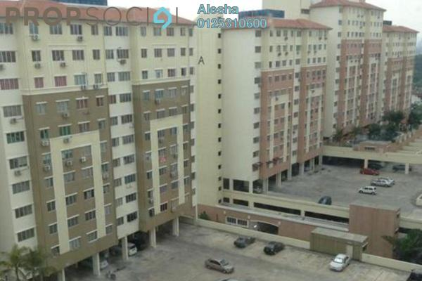 For Sale Serviced Residence at Suria Kinrara, Bandar Kinrara Freehold Semi Furnished 0R/0B 153k