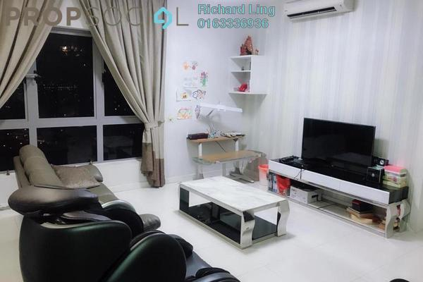 For Rent Condominium at 6 Ceylon, Bukit Ceylon Freehold Fully Furnished 2R/2B 4.8k