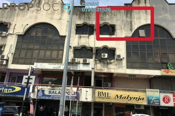 For Sale Office at Taman Setiawangsa, Setiawangsa Freehold Unfurnished 0R/0B 580k