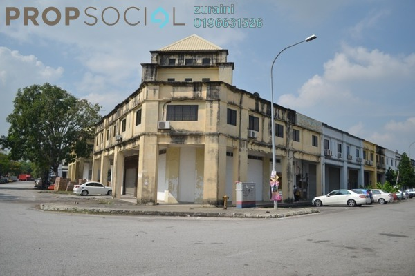 For Sale Factory at Shah Alam Technology Park, Shah Alam Freehold Semi Furnished 0R/0B 4m