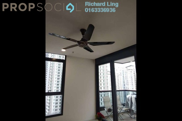 For Sale Condominium at Arcoris, Mont Kiara Freehold Fully Furnished 2R/2B 1.2m