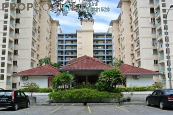 For Sale Condominium at Kenaria Condominium, Kajang Freehold Unfurnished 3R/2B 235k